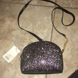 Sequins purse